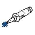 Straight grinder