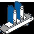 Belt flat grinder